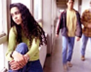 A depressão na adolescencia, alertar na escola