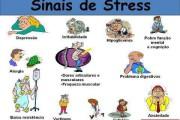 Sinais de stress